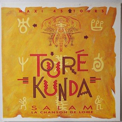 """Toure Kunda - Salam - 12"""""""