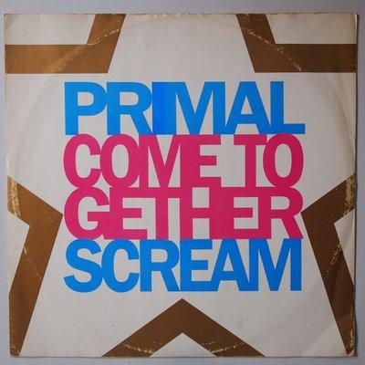 "Primal Scream - Come together - 12"""