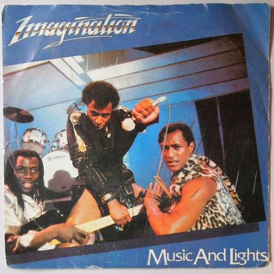 Imagination - Music and lights - Single