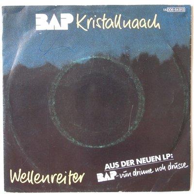 BAP - Kristallnaach - Single