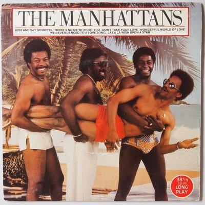 Manhattans, The - The Manhattans - Single