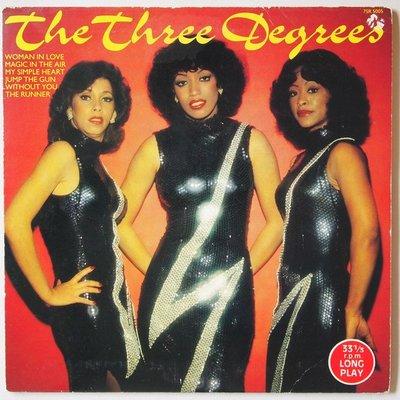 Three Degrees, The - The Three Degrees - Single