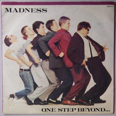 Madness - One step beyond - Single