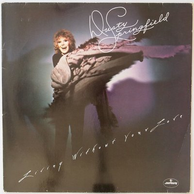 Dusty Springfield - Living without your love - LP