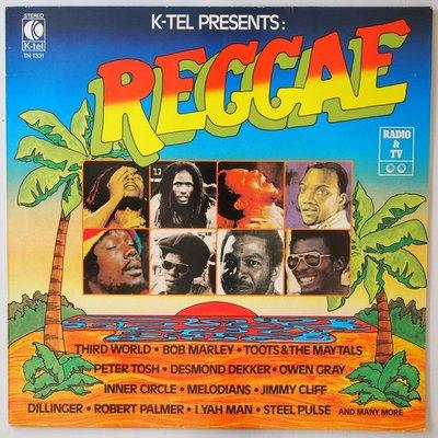 Various - Reggae - LP