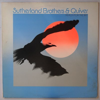 Sutherland Brothers & Quiver - Reach for the sky - LP