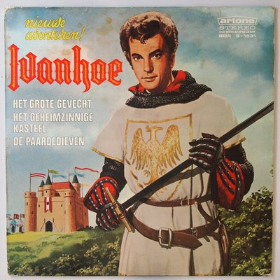 Henk Bakker - Ivanhoe - LP