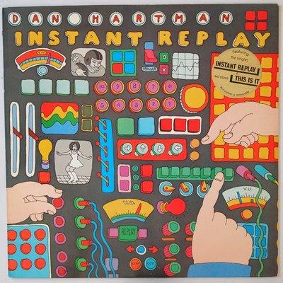 Dan Hartman - Instant replay - LP