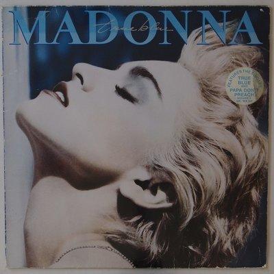 Madonna - True blue - LP