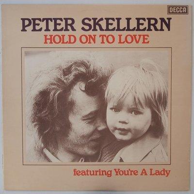 Peter Skellern - Hold on to love - LP
