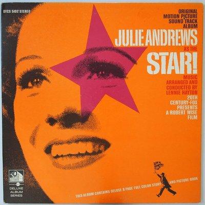 Julie Andrews - Star! - LP