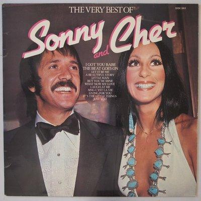 Sonny & Cher - The very best of Sonny & Cher - LP