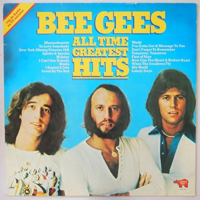 Bee Gees - All time greatest hits - LP