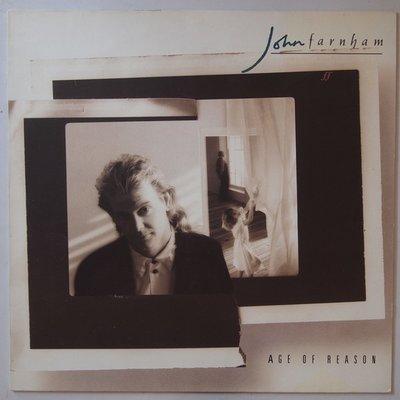 John Farnham - Age of reason - LP