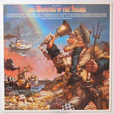 Mike Batt - The hunting of the snark - LP