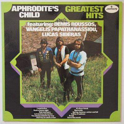 Aphrodite's Child - Greatest Hits - LP