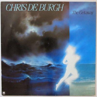 Chris De Burgh - The getaway - LP