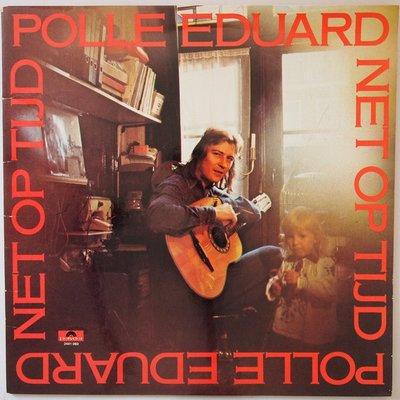Polle Eduard - Net op tijd - LP