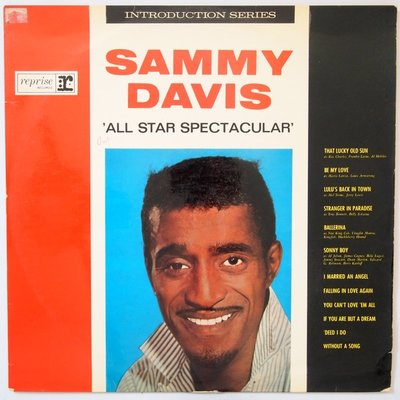 Sammy Davis Jr. - All-Star Spectacular - LP