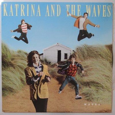 Katrina and The Waves - Waves - LP
