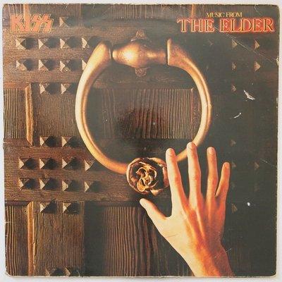 Kiss - (Music from) The elder - LP