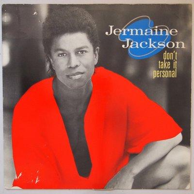 Jermaine Jackson - Don't take it personal - LP