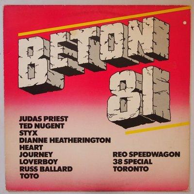 Various - Beton 81 - LP