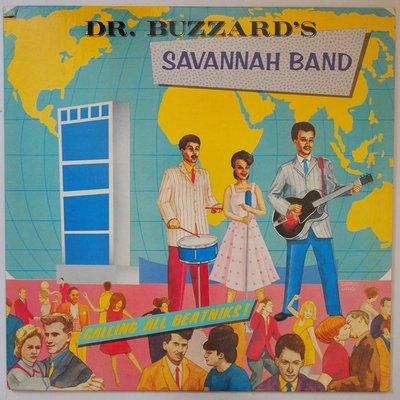 Dr. Buzzard's Savannah Band - Calling all beatniks! - LP