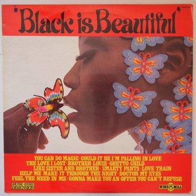 Various - Black is beautiful - LP