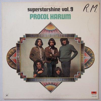 Procol Harum - Superstarshine vol. 9 - LP