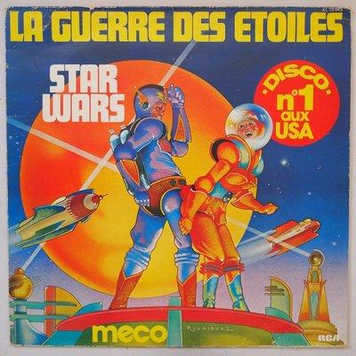 Meco - La guerre des etoiles (Star Wars) - LP