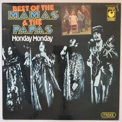 Mamas & The Papas, The - Monday Monday - LP