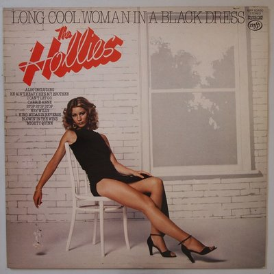 Hollies, The - Long cool woman in a black dress - LP