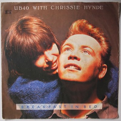 UB40 with Chrissie Hynde - Breakfast in bed - Single