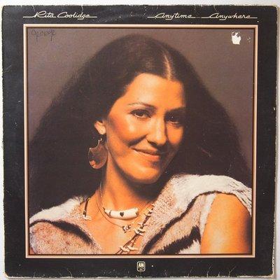 Rita Coolidge - Anytime…Anywhere… - LP