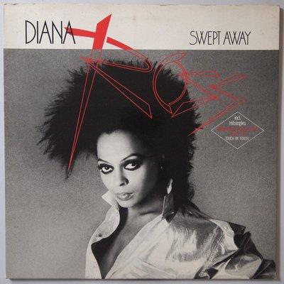 Diana Ross - Swept away - LP