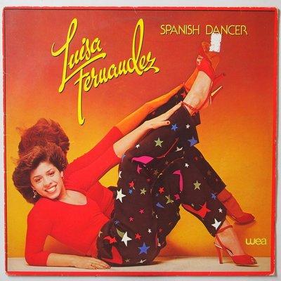 Luisa Fernandez - Spanish dancer - LP