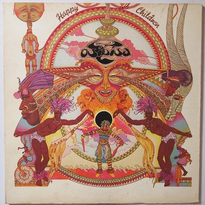 Osibisa - Happy Children - LP