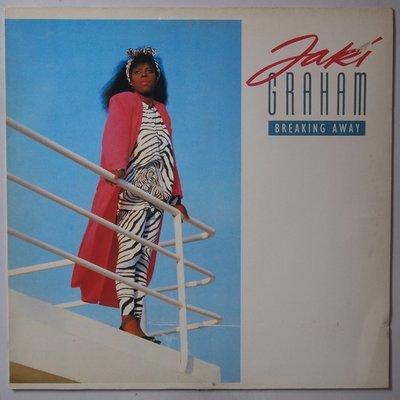 Jaki Graham - Breaking away - LP