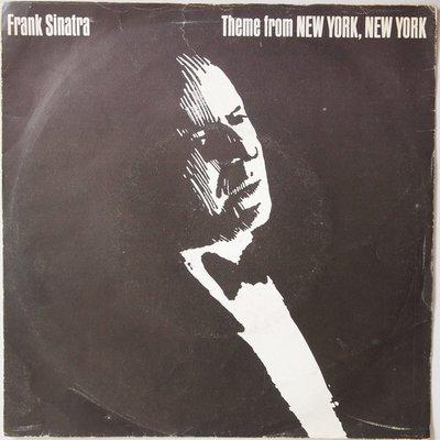Frank Sinatra - Theme from New York, New York - Single