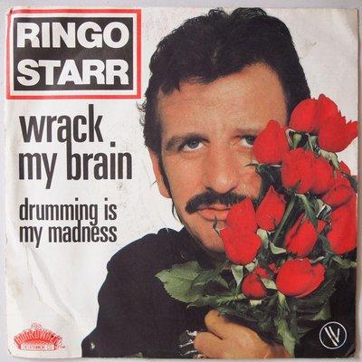 Ringo Starr - Wrack my brain - Single