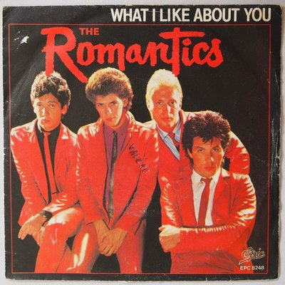 Romantics, The - What I like about you - Single