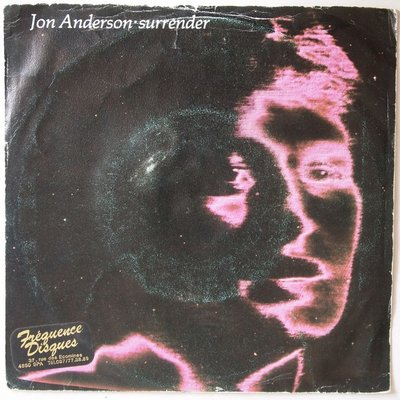 Jon Anderson - Surrender - Single