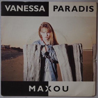 Vanessa Paradis - Maxou - Single