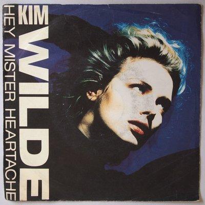 Kim Wilde - He Mister Heartache - Single