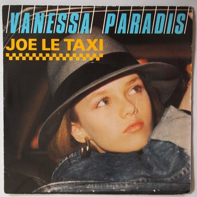 Vanessa Paradis - Joe le taxi - Single