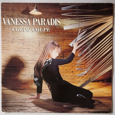 Vanessa Paradis - Coupe coupe - Single
