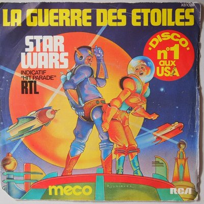 Meco - Star Wars - Single