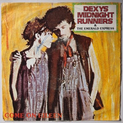 Dexys Midnight Runners - Come on Eileen - Single