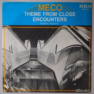 Meco - Theme from Close Encounters - Single